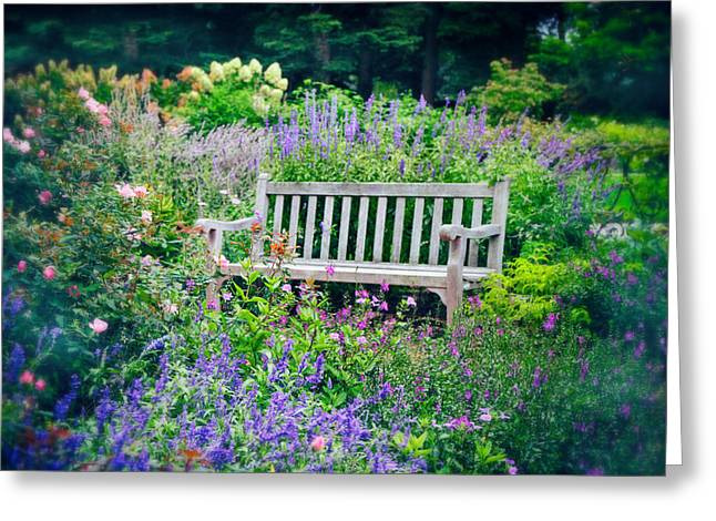 Garden Gifts II Greeting Card