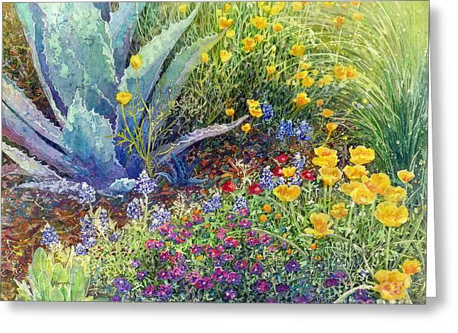 Gardener's Delight Greeting Card