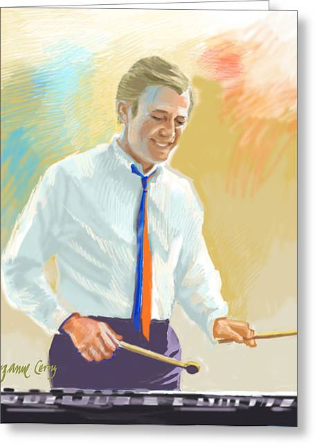 Gary Mcfarland Greeting Card