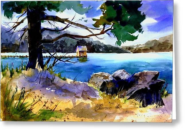 Gatekeeper's Tahoe Greeting Card