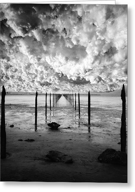 Gateway To Infinity Greeting Card