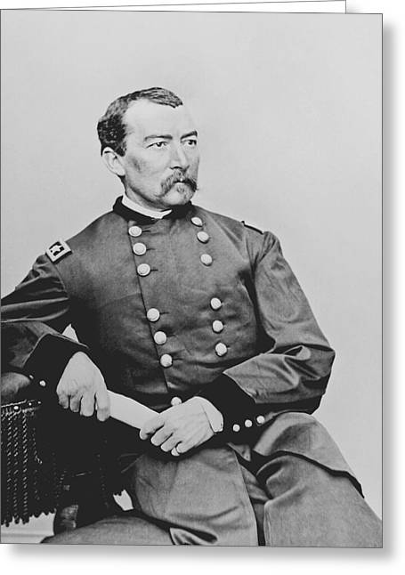 General Phil Sheridan Greeting Card