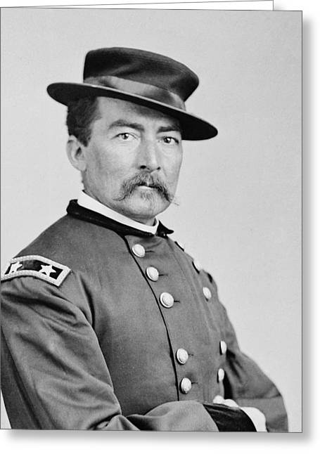 General Sheridan Greeting Card