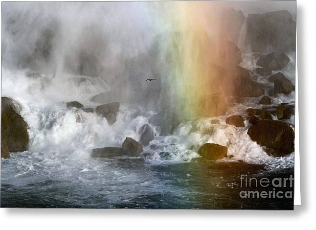 Greeting Card featuring the photograph Genesis Series II by Jan Piller