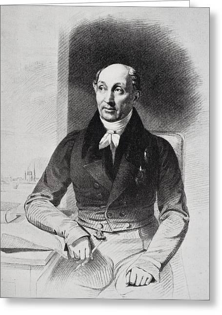 George Dawe Aged 50, 1781-1829. English Greeting Card