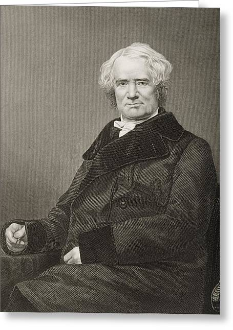 George Miffin Dallas,1792-1864.minister Greeting Card by Vintage Design Pics