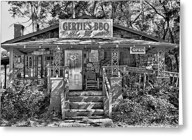 Gertie's A Weekend Tradition Greeting Card by Frank Feliciano