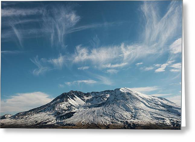 Ghost Clouds Greeting Card
