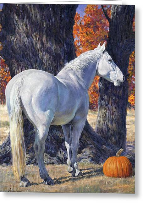 Ghost Greeting Card