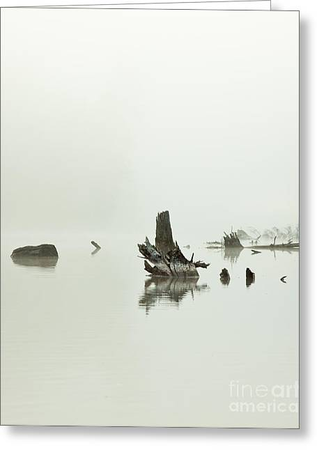 Ghost River Greeting Card