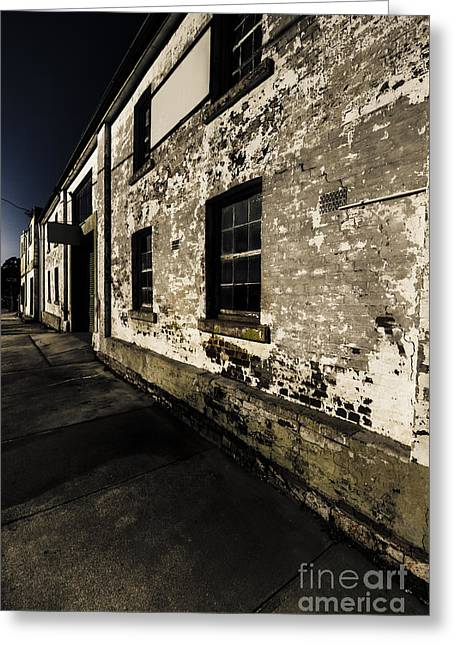 Ghost Towns General Store Greeting Card by Jorgo Photography - Wall Art Gallery