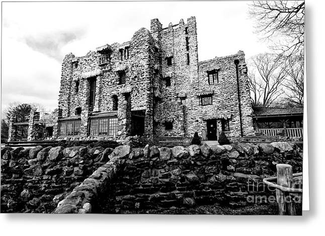Gillette Castle Greeting Card