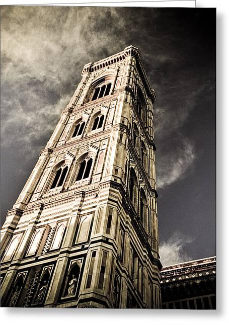 Giotto Greeting Card by Emilio Lovisa