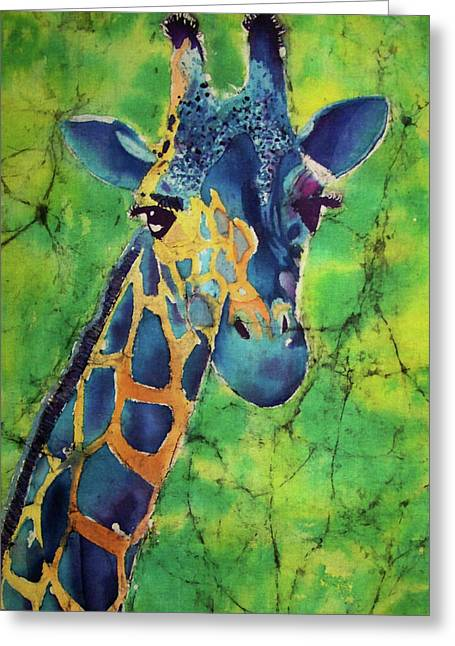 Giraffe II Greeting Card