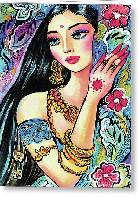 Gita Greeting Card