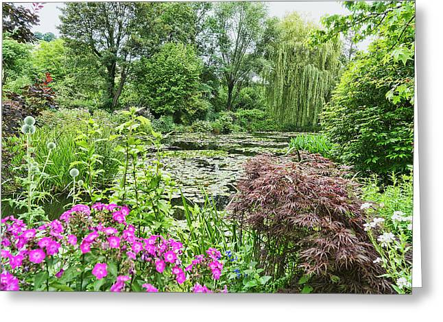 Giverny 1 Greeting Card