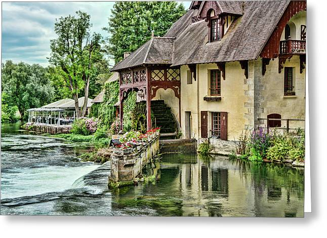 Giverny 2 Greeting Card