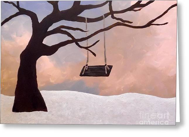 Giving Tree Greeting Card