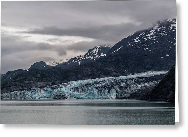 Glacier Bay Greeting Card