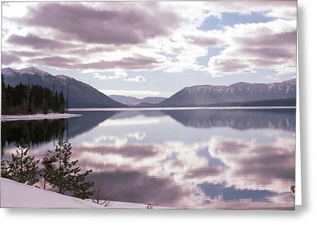 Glacier National Park 6 Greeting Card