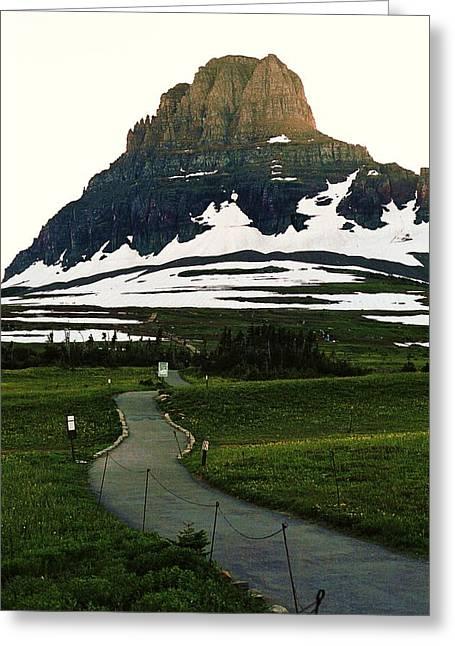 Glacier National Park 8 Greeting Card
