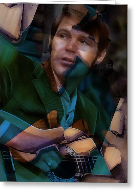 Glen Campbell Tribute Greeting Card
