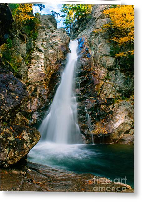 Glen Ellis Falls 1 Greeting Card