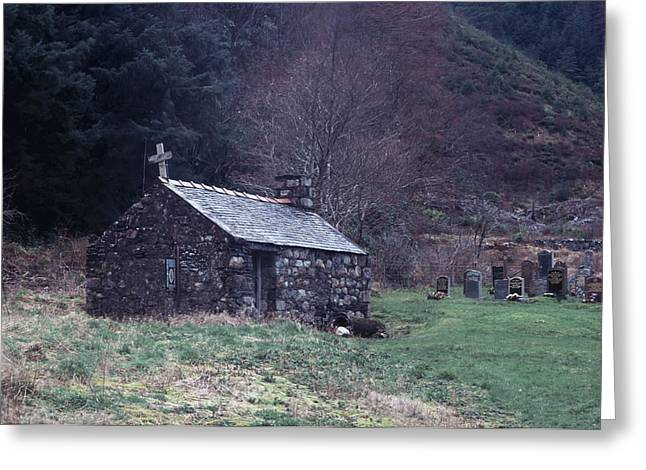 Glencoe Chapel Greeting Card