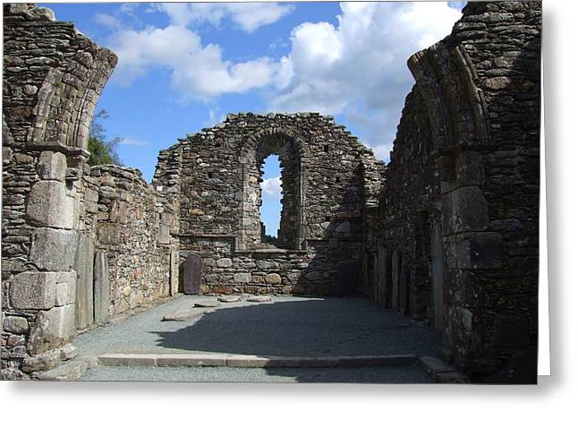 Glendalough2 Greeting Card