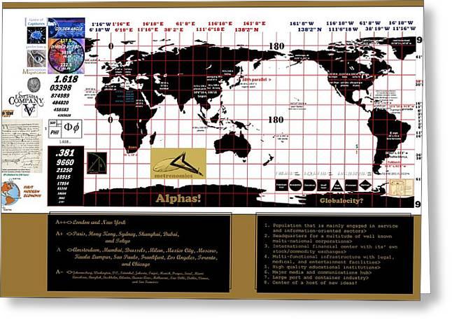 Globalocity Greeting Card