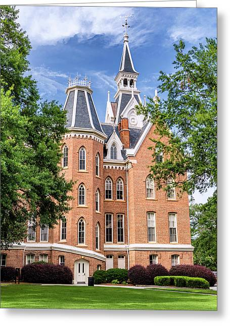 Godsey Administrative Building - Mercer University Greeting Card