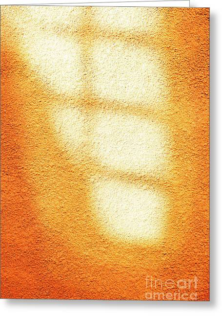 Greeting Card featuring the photograph Gold Toner by Craig J Satterlee