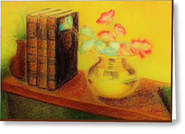 Golden Books Greeting Card