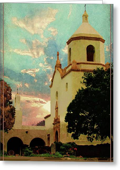 Goliad State Park Greeting Card