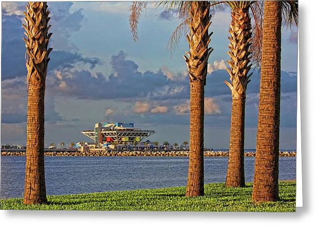 Gone But Not Forgotten Greeting Card by HH Photography of Florida