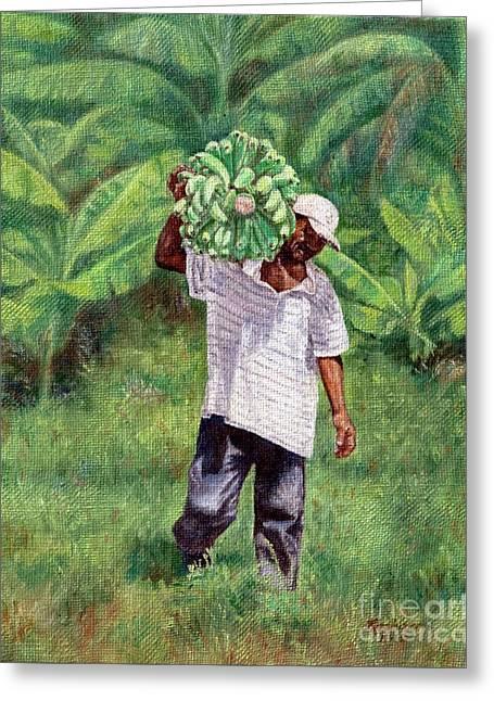 Good Harvest Greeting Card