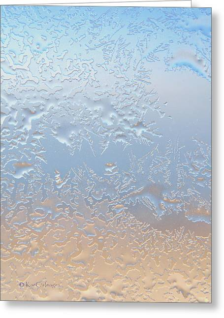Good Morning Ice Greeting Card