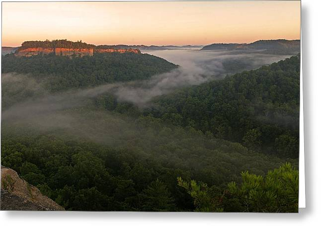 Good Morning Kentucky Greeting Card