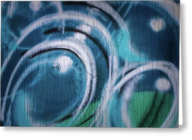 Graffiti 6 Greeting Card