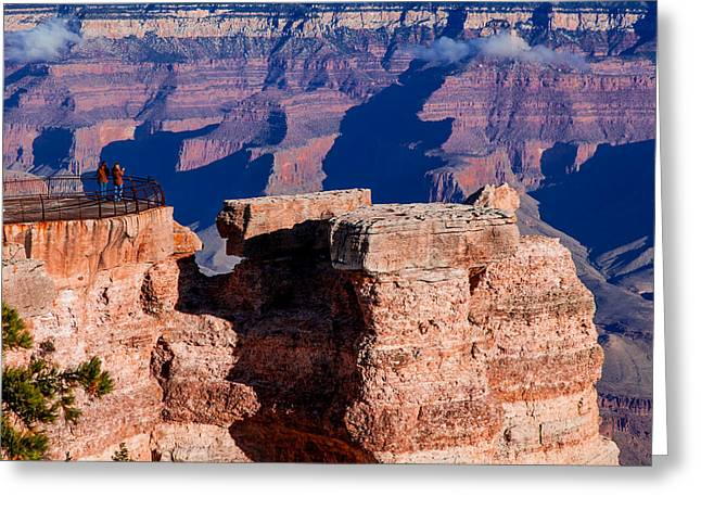 Greeting Card featuring the photograph Grand Canyon 16 by Donna Corless