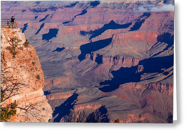 Greeting Card featuring the photograph Grand Canyon 18 by Donna Corless