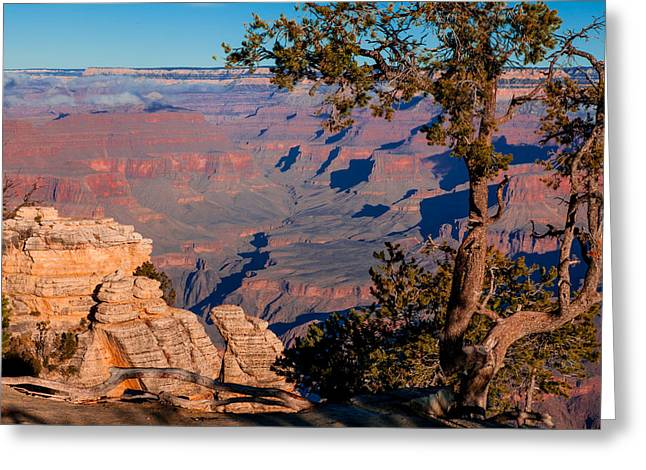 Greeting Card featuring the photograph Grand Canyon 20 by Donna Corless