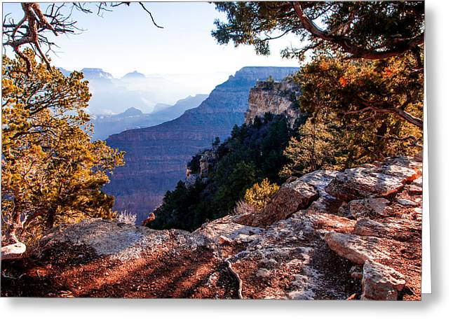 Greeting Card featuring the photograph Grand Canyon 26 by Donna Corless