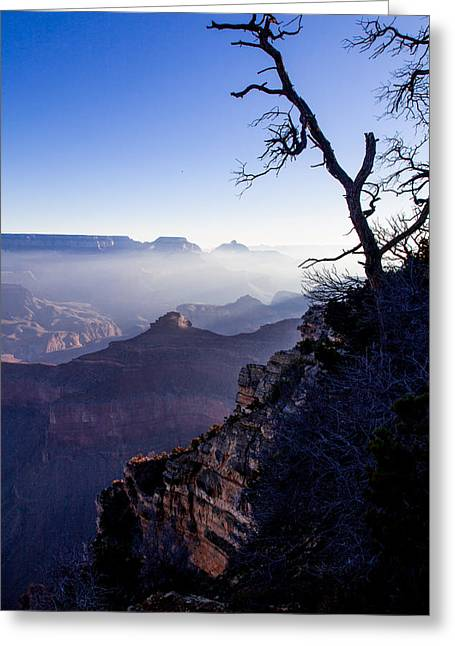 Greeting Card featuring the photograph Grand Canyon 33 by Donna Corless