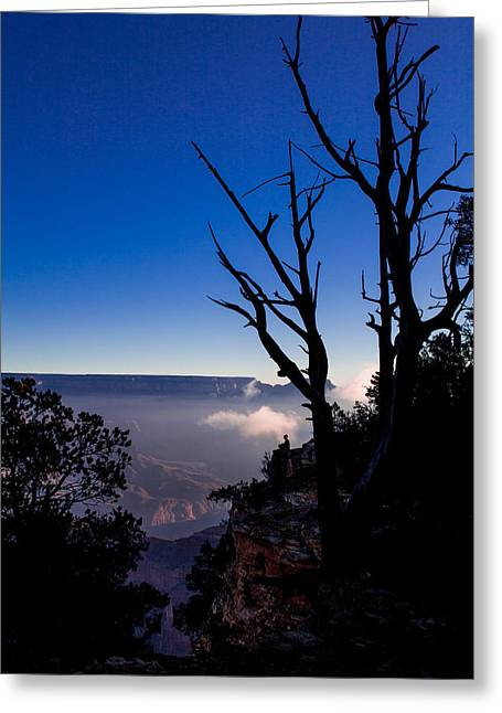 Greeting Card featuring the photograph Grand Canyon 34 by Donna Corless