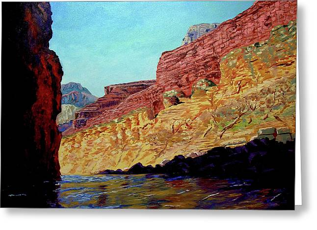 Grand Canyon IIi Greeting Card