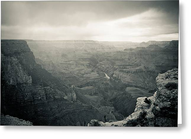 Grand Canyon Greeting Card by James BO  Insogna
