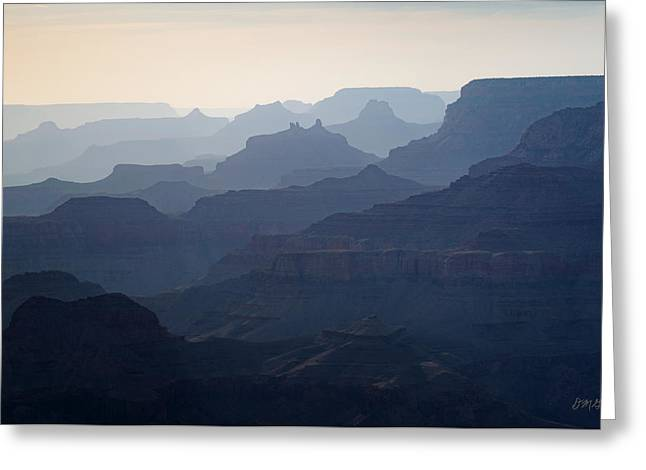 Grand Canyon No. 3 Greeting Card