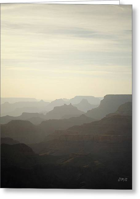 Grand Canyon No. 4 Greeting Card