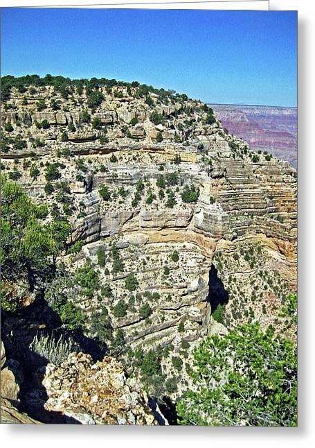 Grand Canyon No. 7-1 Greeting Card